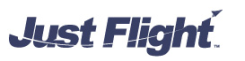 Just Flight Logo